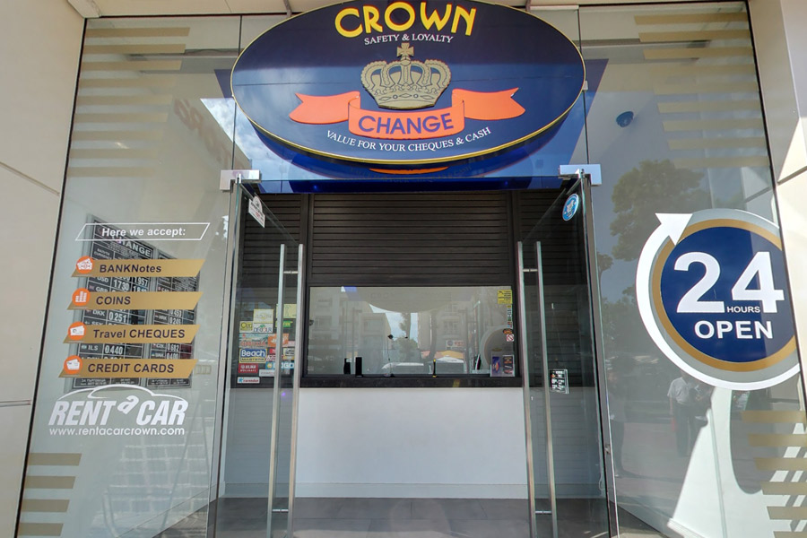 Crown Change