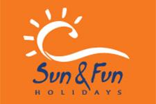sun & fun logo